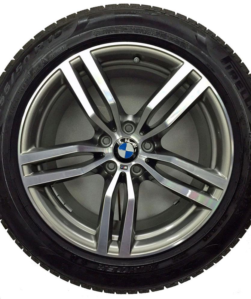 Bmw X6 Rims For Sale: Genuine BMW Winter Wheels & Tyres - BMW X6 F16