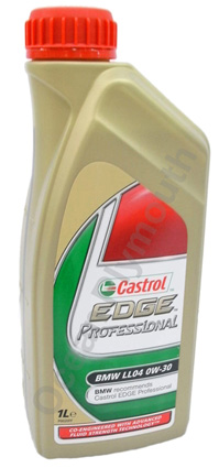 bmw approved engine oil castrol edge professional ll04. Black Bedroom Furniture Sets. Home Design Ideas