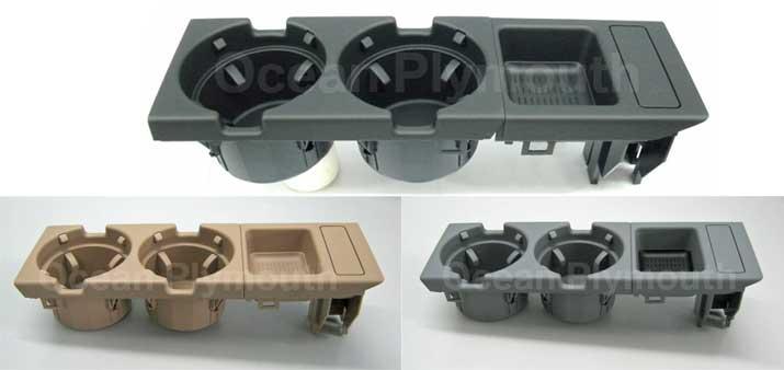 genuine bmw cup holder oddments tray 3 series e46. Black Bedroom Furniture Sets. Home Design Ideas